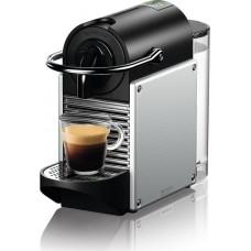 Delonghi Nespresso EN124.S Pixie Silver & Δώρο κάψουλες Nespresso αξίας 30€