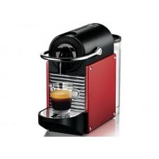 Καφετιέρα Espresso Delonghi Nespresso EN125.R Pixie Red + 16 ΚΑΨΟΥΛΕΣ ΔΩΡΟ
