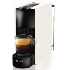 Krups Nespresso XN1101S Essenza Mini White + Δώρο κάψουλες αξίας 30 ευρώ